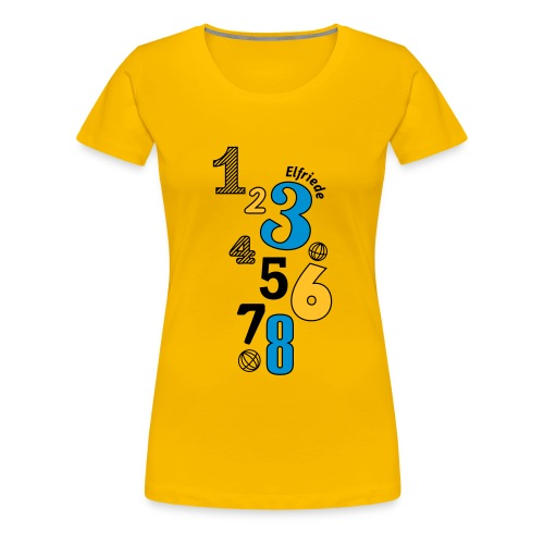 Elfriede - Women's Premium T-Shirt