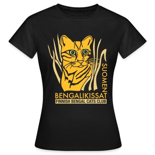 Tyyppi 3 - naisten t-paita - Naisten t-paita