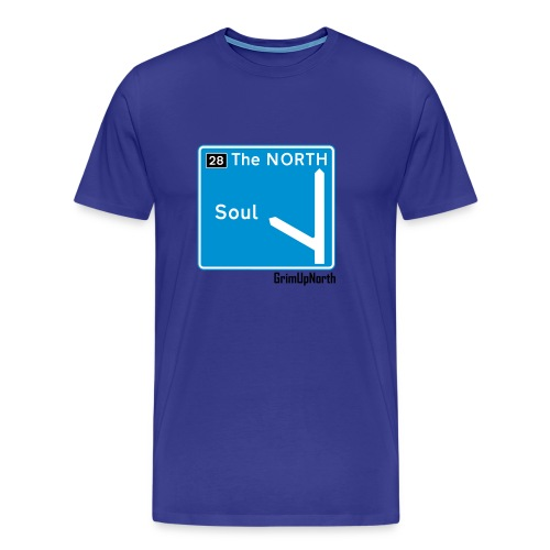 Northern Soul - Men's Premium T-Shirt