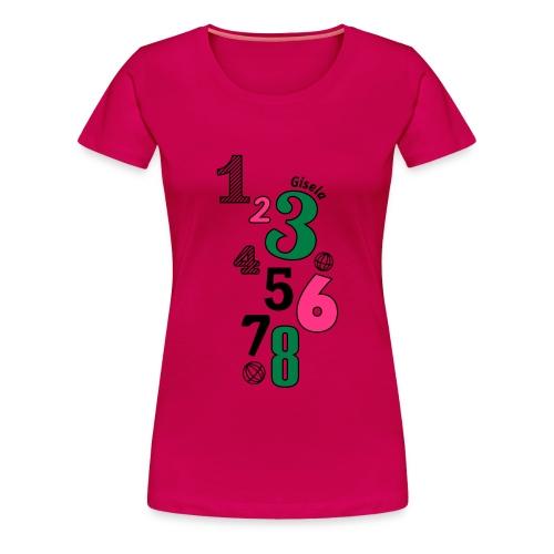 Gisela - Women's Premium T-Shirt