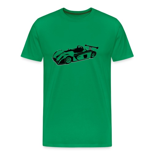 Westfield Race - Men's Premium T-Shirt