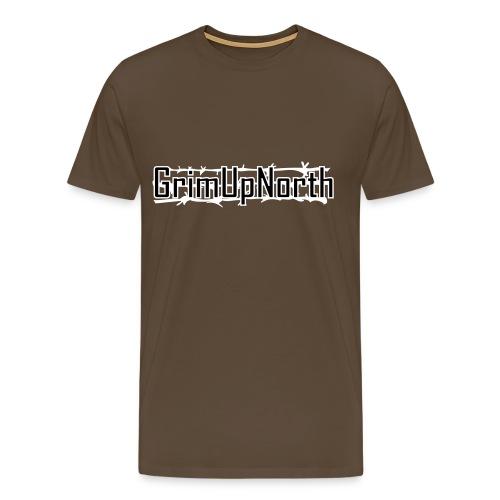 Barbed Wire - Men's Premium T-Shirt