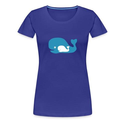 Wal-Shirt - Frauen Premium T-Shirt