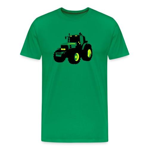 Johndeere herreskjorte - Premium T-skjorte for menn
