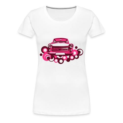 CrazyPink - Frauen Premium T-Shirt