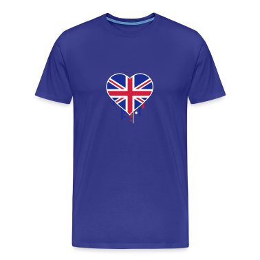 Sky england Men's T-Shirts