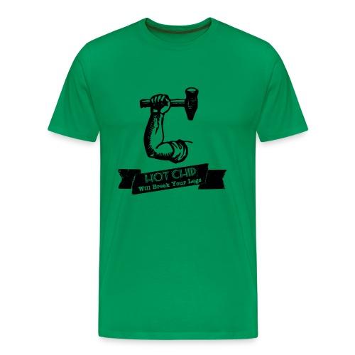 Break Your Legs - Men's Premium T-Shirt