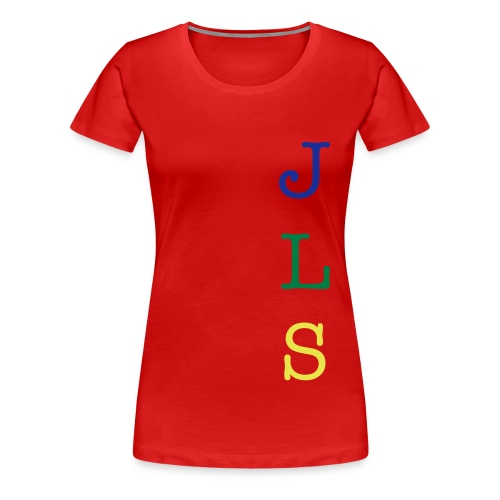 JLS Women's Classic Girlie Shirt ( choose your won colour) - Women's Premium T-Shirt
