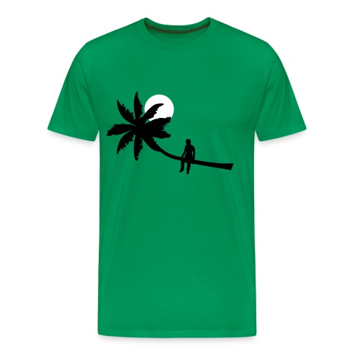 Summer Chillin' - Men's Premium T-Shirt