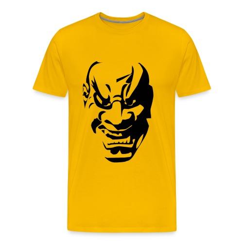Screw face - Men's Premium T-Shirt
