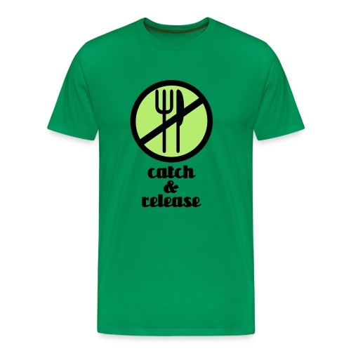 Catch & Release - Men's Premium T-Shirt