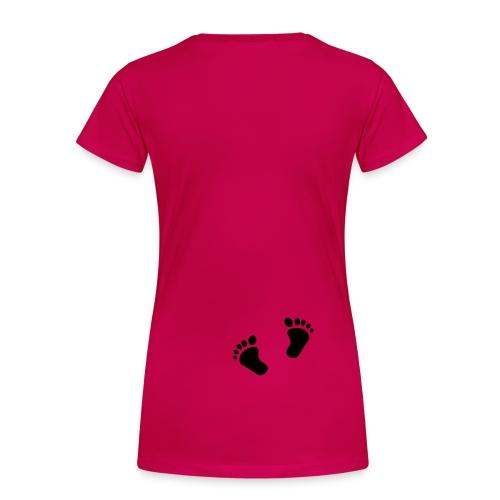 Keep going forward. - Premium-T-shirt dam