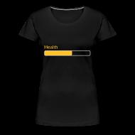 T-Shirts ~ Women's Premium T-Shirt ~ Girly Health T-Shirt