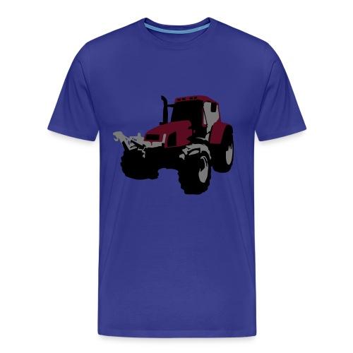 Case herreskjorte - Premium T-skjorte for menn