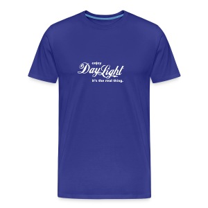 daylight - blue - Men's Premium T-Shirt