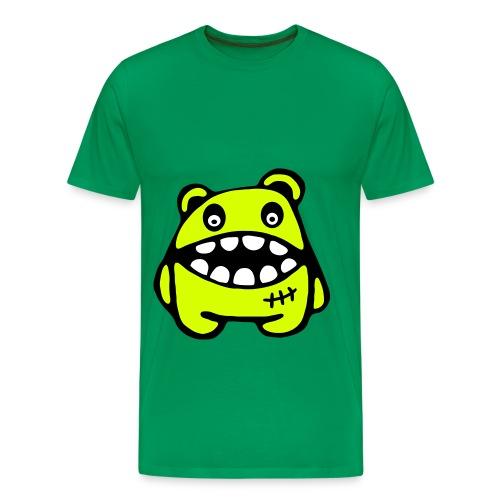 Monster - Mannen Premium T-shirt