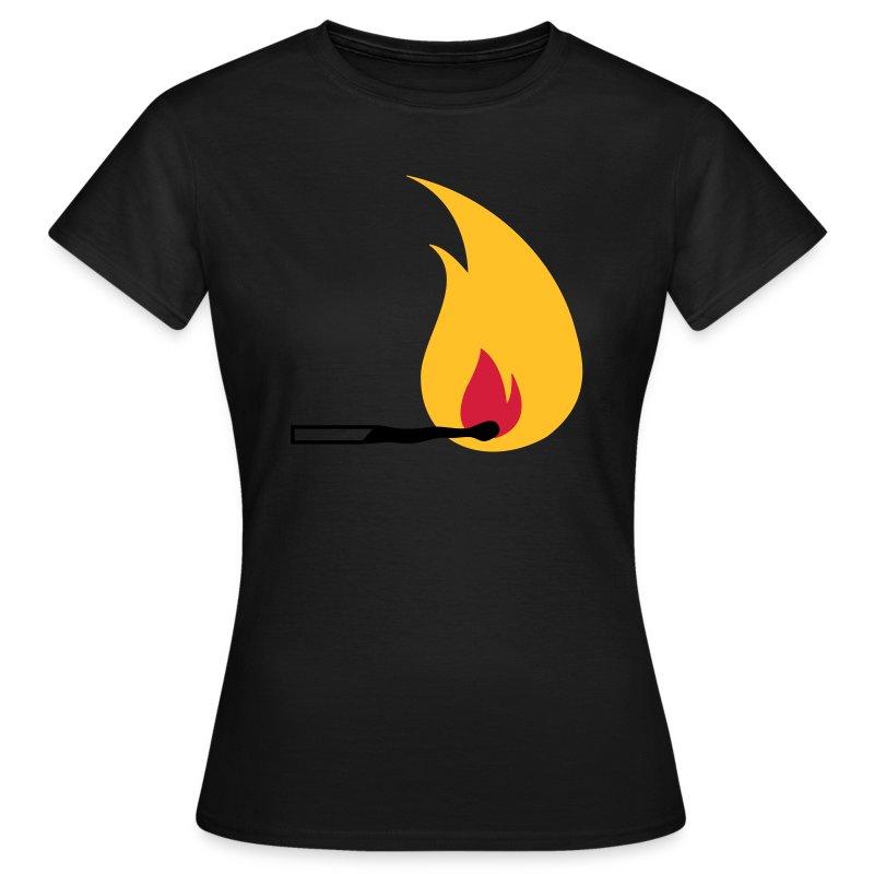 Flame - Women's T-Shirt