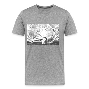 ENCHANTED? FOREST - Men's Premium T-Shirt