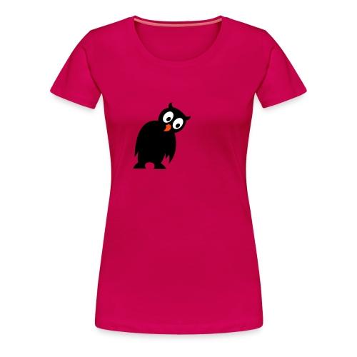 Owl - Women's Premium T-Shirt