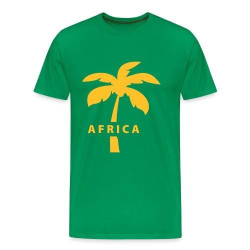 Männershirt Africa, Basic - Männer Premium T-Shirt