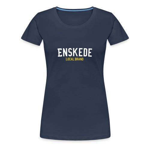Enskede LB Tee - Premium-T-shirt dam