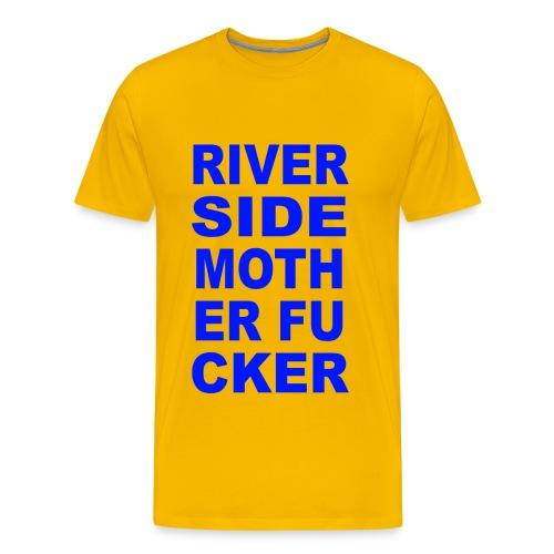Riverside! - Men's Premium T-Shirt