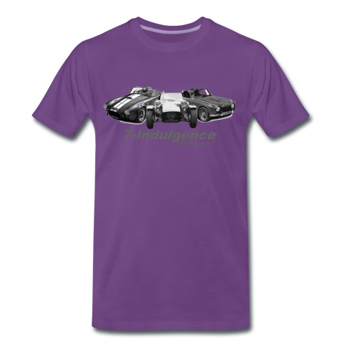 3 Cars - Men's Premium T-Shirt