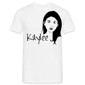 Kaylee - Large Print  - Men's T-Shirt