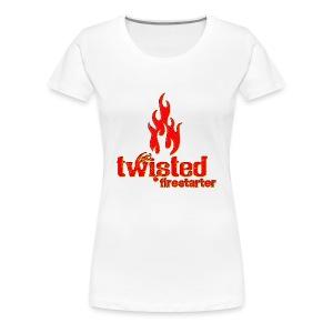 Twisted Firestarter - Women's Premium T-Shirt