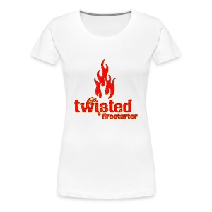 Twisted Firestarter - Women's Premium T-Shirt