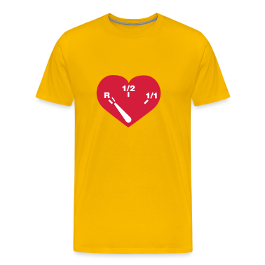 Gelb Love Reserve © T-Shirts