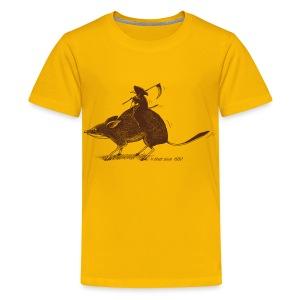 Sven Palmowski Mausetot - Teenager Premium T-Shirt