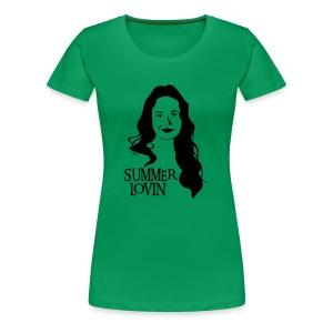 River - Summer - Women's Premium T-Shirt
