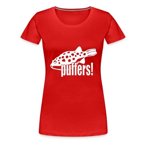 Kulefisk - velg farge! - Premium T-skjorte for kvinner