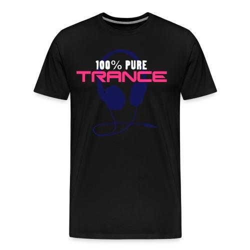 100% Pure Trance Man - Maglietta Premium da uomo