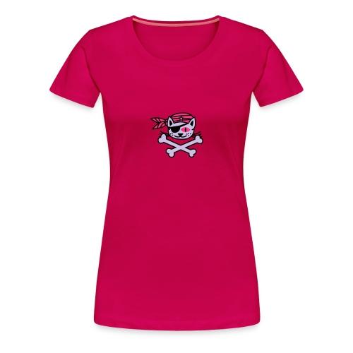 TF Fauve - T-shirt Premium Femme