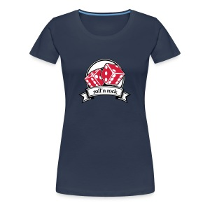 Dices - Vrouwen Premium T-shirt