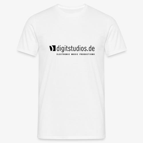 digitstudios.de sand/black - Männer T-Shirt