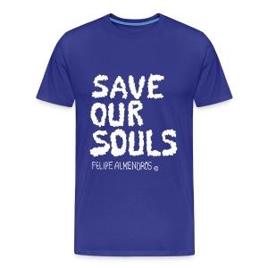 Save Our Souls - Camiseta premium hombre