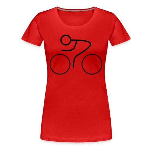 cycle - Women's Premium T-Shirt