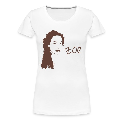 Zoe - Original  - Women's Premium T-Shirt