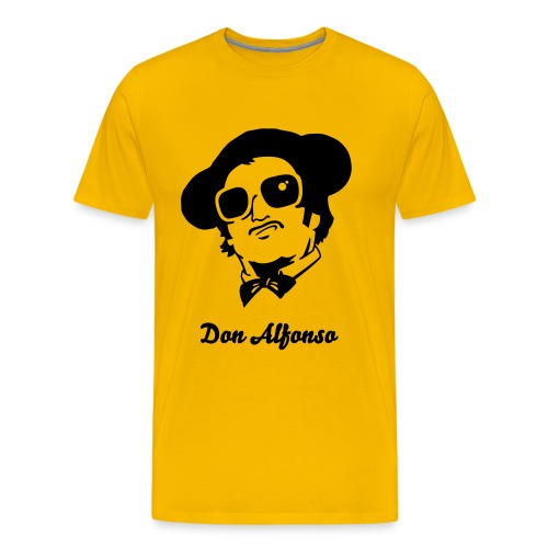 Don Alfonso Custom Yellow - Camiseta premium hombre