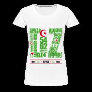 Tee shirts ~ Tee shirt Premium Femme ~ Algérie DZ Style