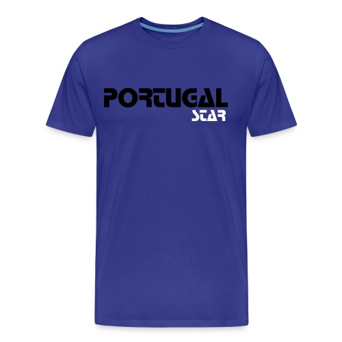 tee-shirt portugal star - T-shirt Premium Homme