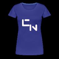 T-Shirts ~ Women's Premium T-Shirt ~ CNR Womens Shirt (gr)