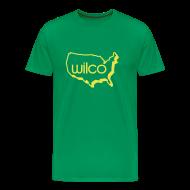 T-Shirts ~ Men's Premium T-Shirt ~ Wilco