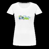 T-shirts ~ Vrouwen Premium T-shirt ~ Productnummer 12464562