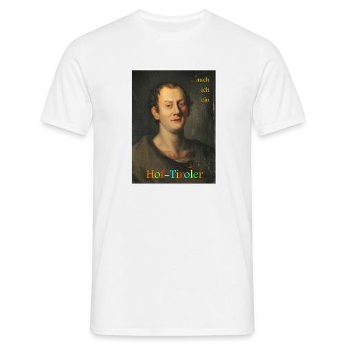 Hofnarr & Hoftiroler Peterl - Männer T-Shirt
