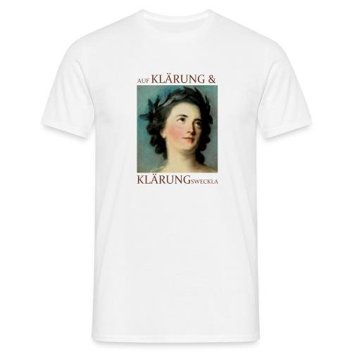Claire Clairon - Männer T-Shirt