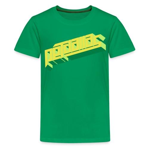 Muddy Water - Premium-T-shirt tonåring